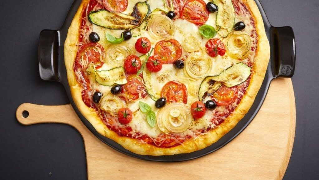 Комплект аксесоари за печене на пица