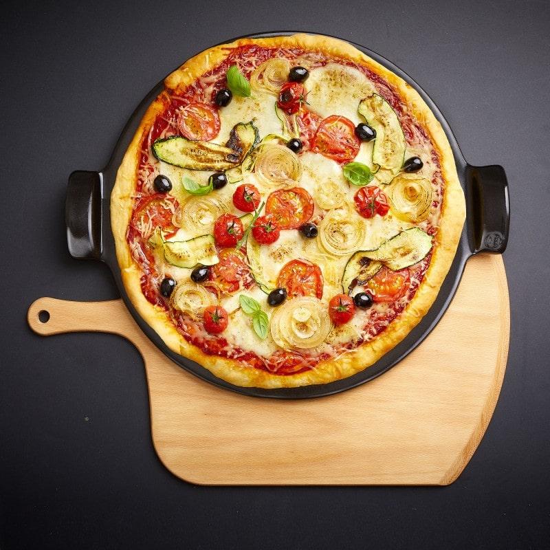 Emile Henry_Комплект аксесоари за печене на пица 2