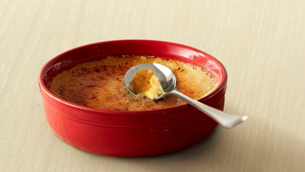 Комплект за крем-брюле с горелка