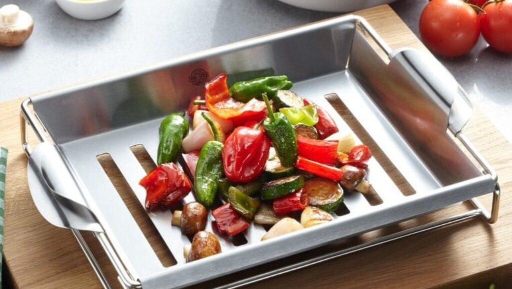 Грил-трио комплект за приготвяне на барбекю
