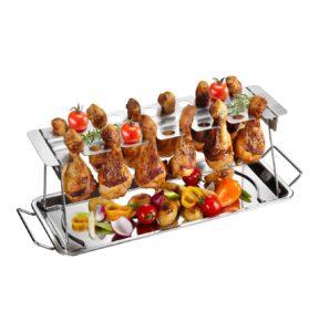 GEFU_комплект за приготвяне на пилешки бутчета