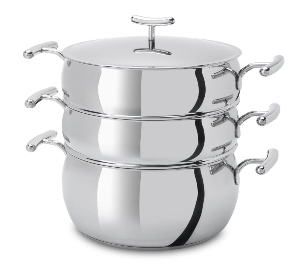 Silampos_съдове за готвене yumi от 3 части
