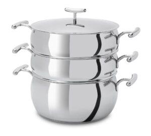 Комплект съдове за готвене 3 части Yumi