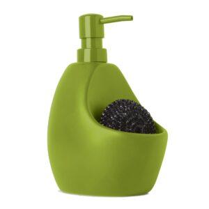 Диспенсър за миещ препарат с кухненска тел