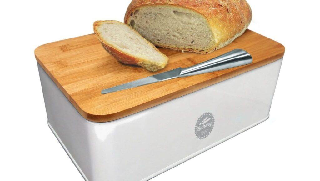 Кутия за хляб с дъска Nerthus