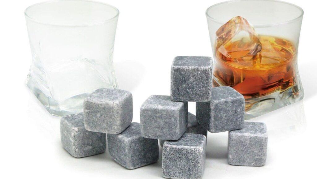 Сет за уиски с охлаждащи камъни