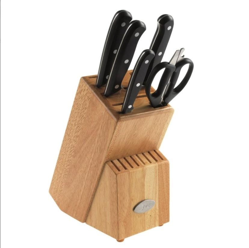 Комплект 6 части за съхранение на ножове